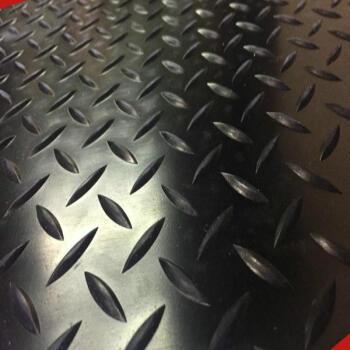 橡胶垫 橡胶板花纹 柳叶纹橡胶板人字地板 防滑橡皮钢花纹 钢板纹 1.