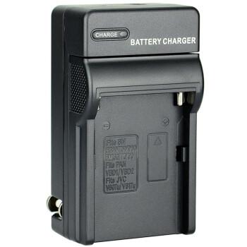 蒂森特(dste)索尼 NP-F970/F950 充电器 适用 FS700RH D770 NEX-EA50CK NEX-EA50CH 摄像机 专用充电器