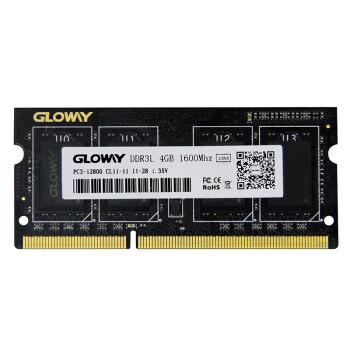 光威(Gloway)DDR3L 1600 4G 低电压(LOVO)笔记本内存条