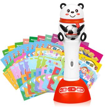 纽曼(Newsmy)18H 8G双语点读笔71书套装儿童早教机英语学习故事机幼儿益智玩具0-3-4-6岁礼品