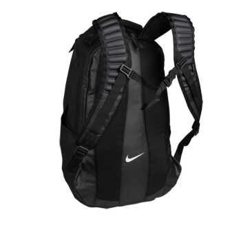 > nike 耐克 隔热层气垫背带笔记本双肩包 ba4603 2色 ba4603-067 k图片