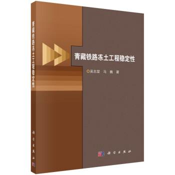 青藏铁路冻土工程稳定性 PDF电子版