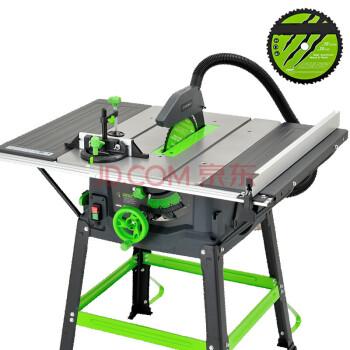 10寸台锯 多功能木工推台锯电圆锯切割机电动工具裁板