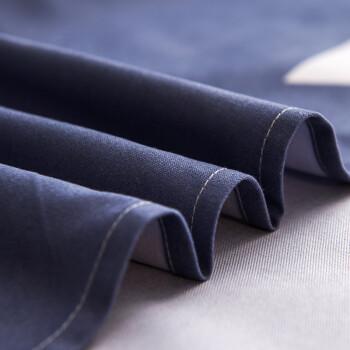 北极绒 床品家纺 单人床单亲肤印花被单单件 爱巢 160*230cm