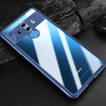 果游 华为mate10pro保时捷手机壳纤薄硅胶软边手机防摔保护壳套 清透图片