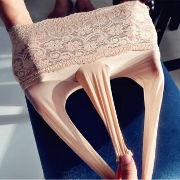 360度丝袜打底男全透明情趣蕾丝jj套任意剪连裤袜无缝丽v丝袜波情趣用品图片