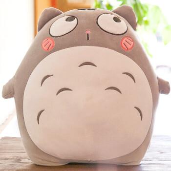 大号龙猫公仔毛绒玩具软体抱枕 可爱猫咪玩偶 生日礼物女生布娃娃