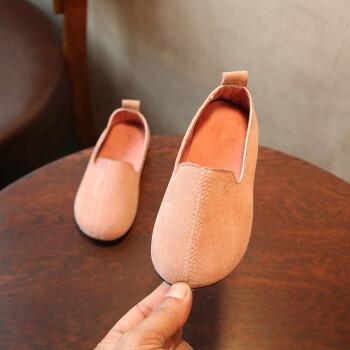 2018春款一三1周岁2小女孩3穿的4套脚5皮鞋6女童公主鞋儿童女单鞋