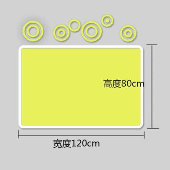 幼儿园家长园地 家园联系栏 环境布置装饰 公告栏 亚克力展示板 黄色