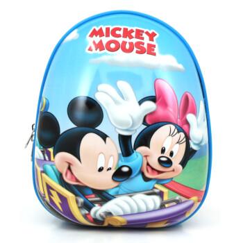 儿童防水书包蛋壳12寸幼儿园男女海绵宝宝可爱卡通硬壳背包儿童书包