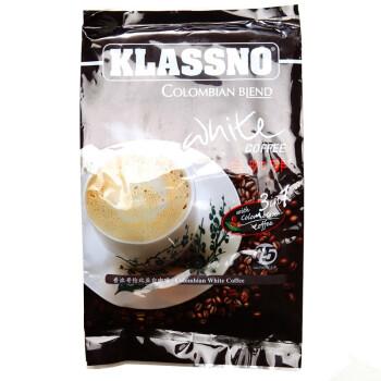 马来西亚进口 卡司诺(Klassno)白咖啡 450g *4袋 46.9元