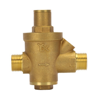 永德信 家用自来水减压阀 黄铜减压阀 热水器专用减压阀 净水器专用图片