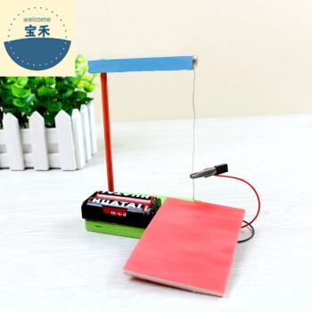自制电动风扇 小学生diy科技小制作发明科学实验玩具手工作业sn8066