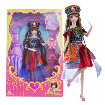 叶罗丽娃娃29厘米女孩玩具芭比娃娃套装小罗丽仙子精灵梦换装洋娃娃图片
