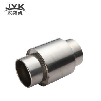 管直径6cm强排式燃气热水器排气管弯头阀门 热水器配件 6cm防风止回阀图片