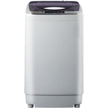 韩电(KEG)XQB62-D1518 6.2公斤  波轮 全自动洗衣机(透明黑)