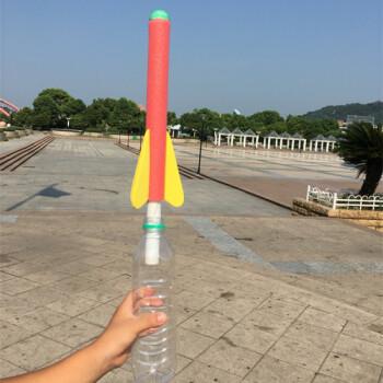 科技小制作小发明diy空气火箭手工发明自制喷气式航模