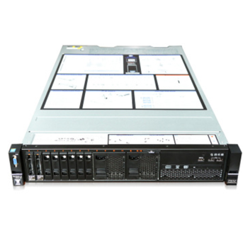 联想(Lenovo) IBM服务器 X3650M5 E5-2603V3 单CPU双电源 标配 16G内存/300G硬盘