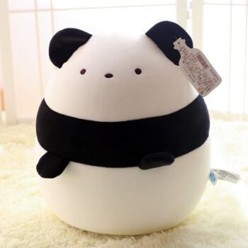 熊猫纳米泡沫粒子公仔豆豉家族儿童玩具礼物炒鸡舒服的可爱小萌物熊猫