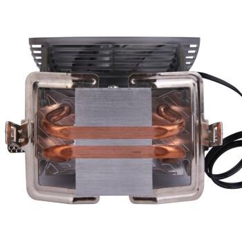 安钛克(Antec)战虎A30 CPU散热器 送导热硅脂硅胶(9cm LED风扇/多平台/超大散热鳍片组/电脑主机箱显卡