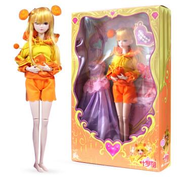 叶罗丽 娃娃玩具女孩小娃娃夜萝莉冰公主莫莎生日礼物图片