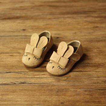 全场八折2018新款可爱宝宝鞋子女0一1岁婴儿软底小皮鞋春鞋6-12个月