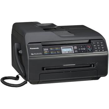 松下(Panasonic)KX-MB1679CNB 无线多功能一体机(传真 打印 复印 扫描)