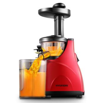 现代(HYUNDAI)原汁机QC-YZ157R家用低速榨汁机料理机