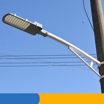 led太阳能户外挑臂灯介绍 led太阳能户外挑臂灯图片下载