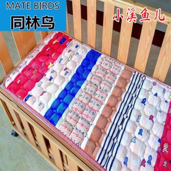 午睡床垫拆洗简易垫被珊瑚幼儿园夏季学生午休午睡榻榻米加厚小孩睡椅