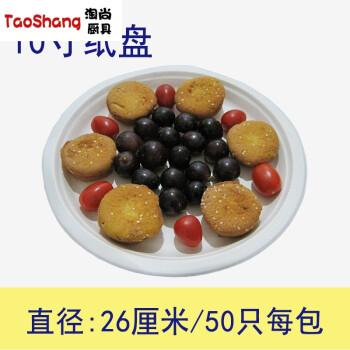 在纸盘子上画水果_蛋糕盘子一次性纸盘水果烘焙餐具盘画画盘子6寸7寸8寸