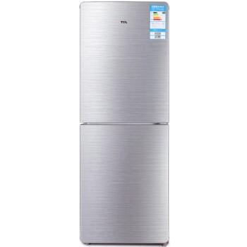 TCL BCD-182KZ50 182升 双门冰箱 LED冷光源 一级能效(星空银)