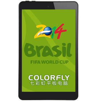 colorfly 七彩虹 E708 Q2 平板电脑 ¥299( 四核 16G 720P IPS)