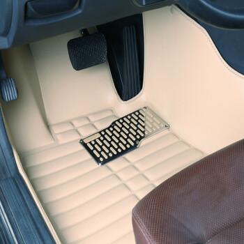 包围全覆盖汽车脚垫 专车专用脚垫 温馨米 长安CS35 CS75高清图片