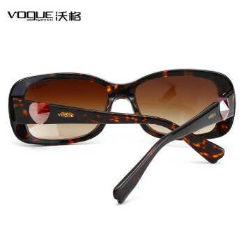 vogue墨镜女时尚太阳镜小框驾驶镜女士潮新款眼镜vo图片