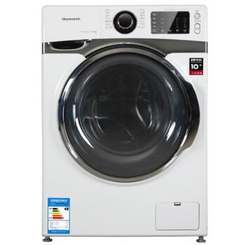 创维 Skyworth F75DD 7.5公斤DD直驱变频节能滚筒洗衣机