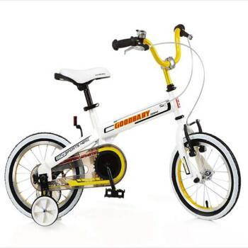 好孩子(Goodbaby)运动型儿童自行车16寸 GB1670-W-M132W