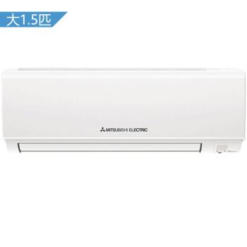 三菱电机 大1.5匹 2级能效 变频 壁挂式家用冷暖空调(白色)MSZ-RFJ12VA