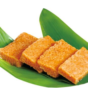 黄粑贵州农家传统手工制作特产竹叶糕地方特色小吃零食糯米竹叶粑  黑