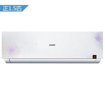 统帅(Leader)1.5匹 变频 冷暖 高效静音 壁挂式空调 KFR-35GW/07ZLD23AT-DS