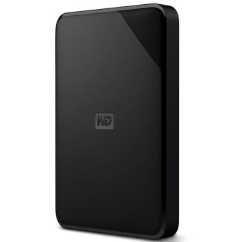 西部数据(WD)4TB USB3.0移动硬盘Elements SE 新元素系列2.5英寸(稳定耐用 海量存储 专供)WD