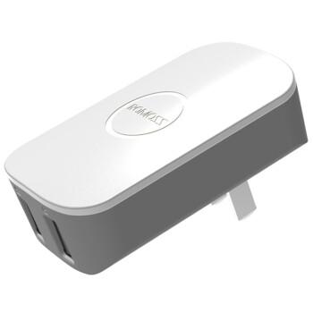 罗马仕(ROMOSS)iCharger12充电头手机通用USB电源适配器旅行充电器