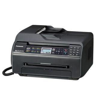 松下(Panasonic) KX-MB1665CNB多功能一体机 复印传真扫描打印机四合一 官方标配