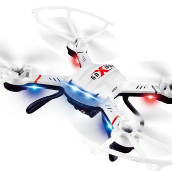 活石 四轴无线遥控飞机飞行器 直升机无人机高清航拍特技 模型机玩具