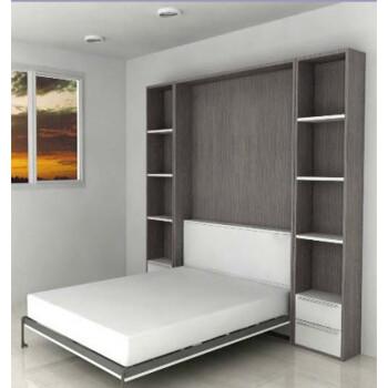 阳台/户外 折叠床 檀星星 壁床隐形床1.