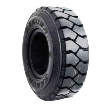 正新cst叉车胎 叉车轮胎 c8808花纹 充气胎带内胎 21*
