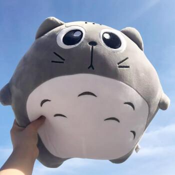 龙猫(呆萌表情) 40厘米(收藏送精美小礼物)