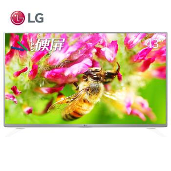 LG 43LF5400-CA 43英寸 窄边 IPS硬屏 LED液晶电视