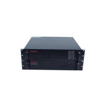 山特(SANTAK)UPS电源不间断电源 机架式3KVA/2400W C3KR+B7081