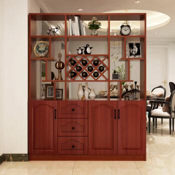 入户玄关柜鞋柜酒柜屏风隔断装饰柜客厅现代简约整装小户型门厅柜